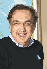Sergio Marchionne scommette sulle azioni FCA 2016