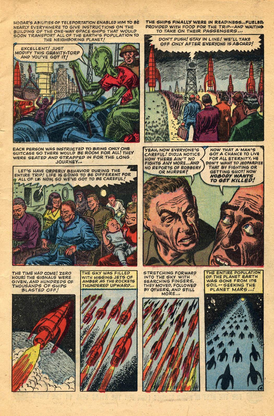 Read online Adventures into Weird Worlds comic -  Issue #29 - 13