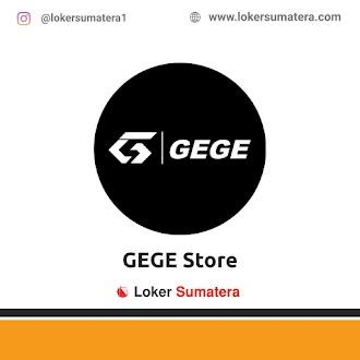 Lowongan Kerja Pekanbaru: Gege Store Juni 2021