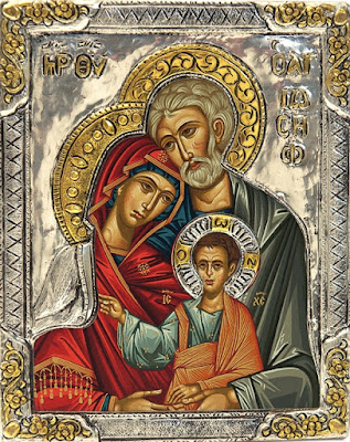 "The Heretical Icon of the ""Holy Family"""