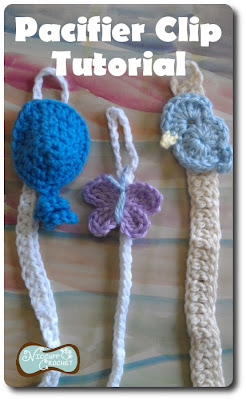 Miss Julia S Patterns Free Patterns 20 Baby Pacifier