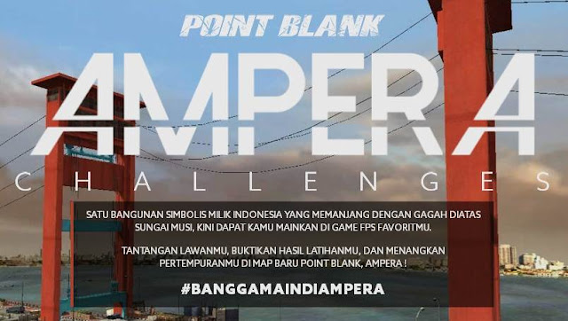 Event Map Baru Ampera PB Garena Indonesia