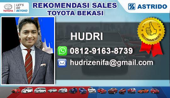 Rekomendasi Sales Toyota Babelan Bekasi