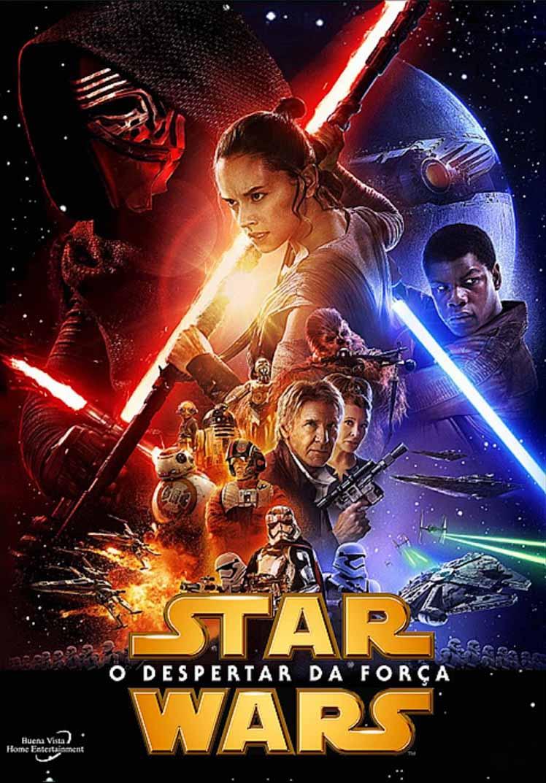 Star Wars: O Despertar da Força 3D – BluRay 1080p Dual Áudio (2016)
