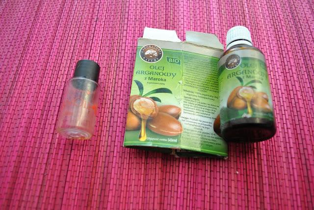 BIO olejek arganowy z Maroka
