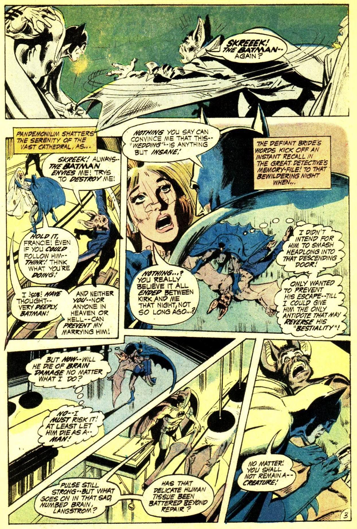 Detective Comics (1937) 407 Page 4