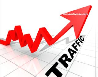 Cara Meningkatkan Traffic Blog Dengan Cepat