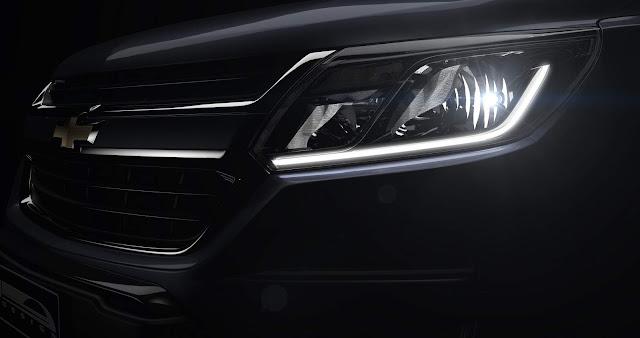 Nova Chevrolet S-10 2017