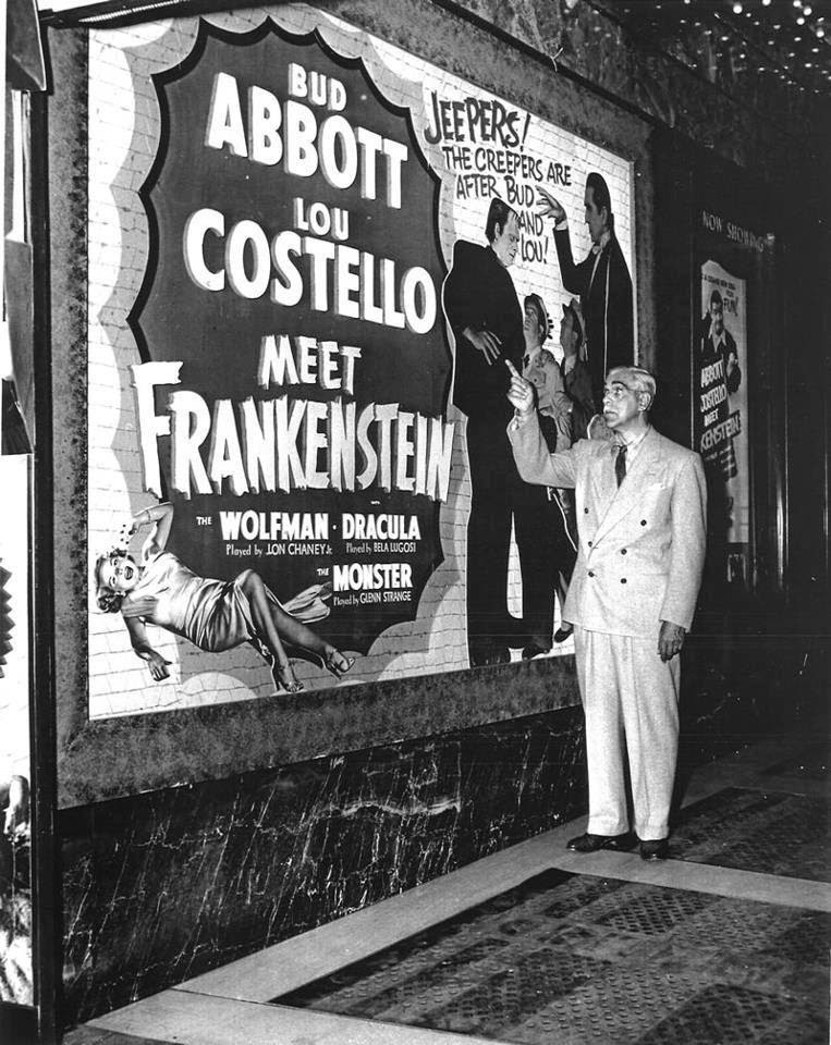 abbott and costello meet frankenstein vhs viral