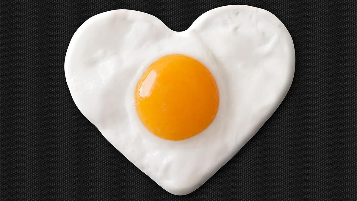 Healthy Food From Egg Yolk