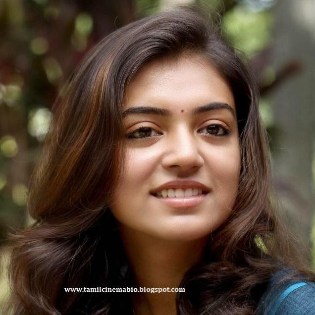 Profile and Biography of Tamil Actress Nazriya Nazim - Tamil Cinema