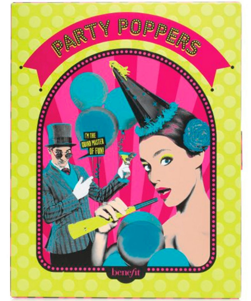 Benefit Party Poppers Advent Calendar 2015