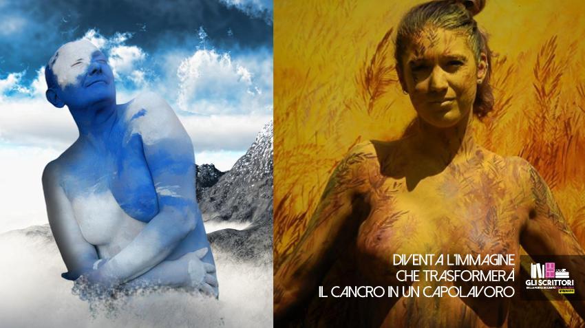 Body Art Therapy di Annamaria Mazzini: trasformare il cancro in un'opera d'arte