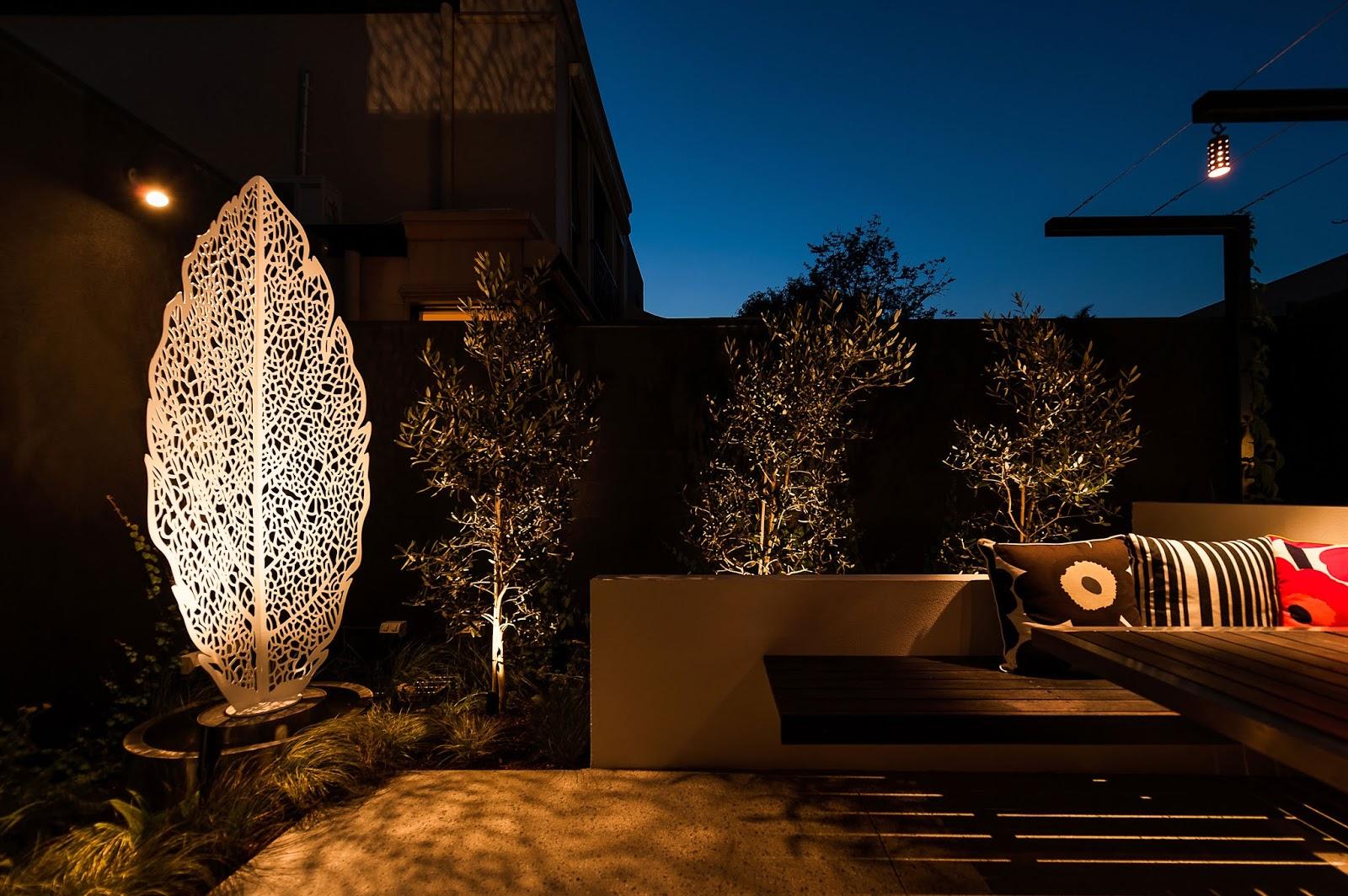 Corten Steel Sculpture by Lump Studio