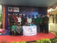 Pemberdayaan Santri berbasis IT bertempat di Pondok Pesantren Al Muttaqqin Sungai Aur Pasaman Barat.