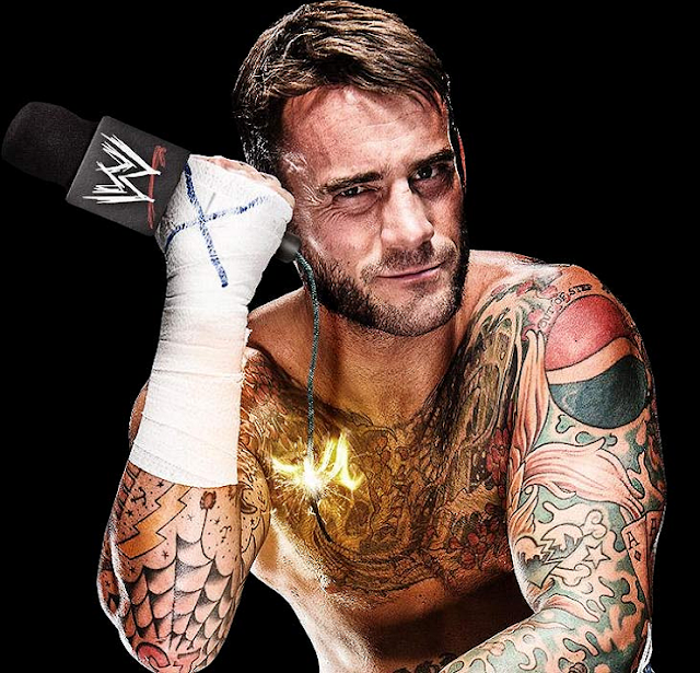 Cm Punk Hd Free Wallpapers