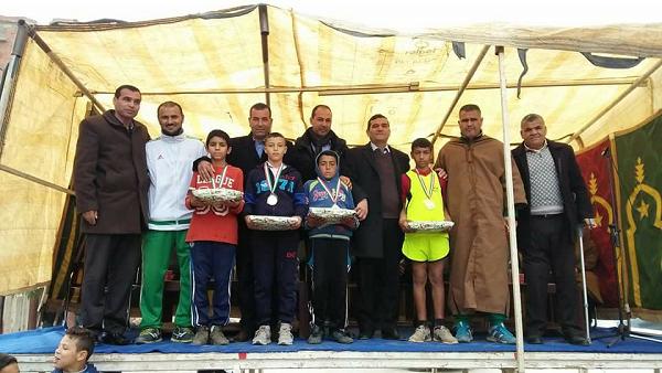 250 عداء شارك بسباق الرابطة الجوارية للرياضة ببلدية الكريمية
