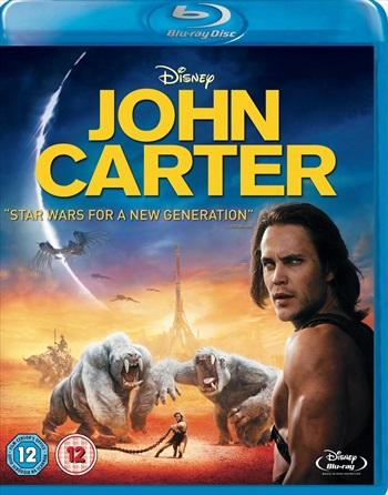 John Carter 2012 Dual Audio Hindi Bluray Download