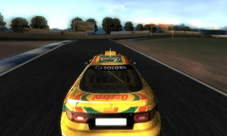 تحميل لعبة السباق Nitro Racers