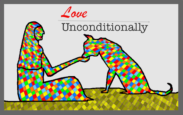 many of you lot would remove hold expressed love in addition to affection to your loved ones Unconditional Love
