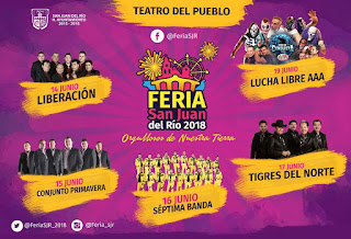 teatro del pueblo feria san juan del río 2018