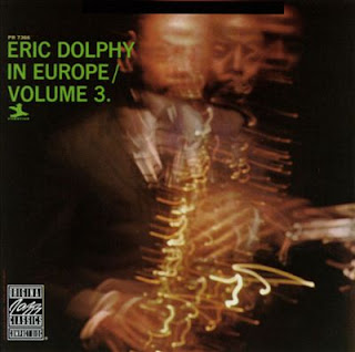Eric Dolphy - In Europe vol. 3