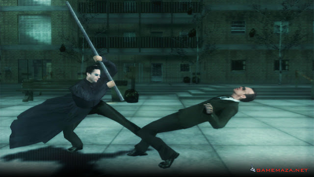 The Matrix Path of Neo Gameplay Screenshot 3