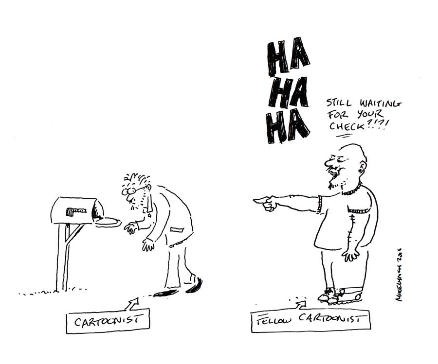Mike Lynch Cartoons: Post #5417:
