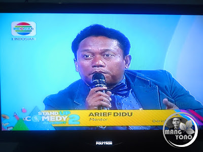 Ariep Didu mentornya Aci Resti Tangerang