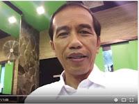 Pesan Jokowi saat Makan Bakso Bersama Menteri