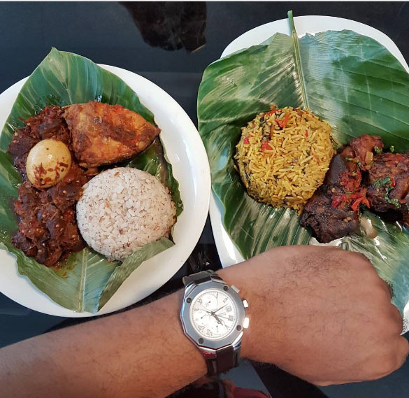 "Freeze keeps Instagram drooling after sharing food his Igbo ""bae"" prepared for him"