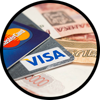 платежи и карты оплаты