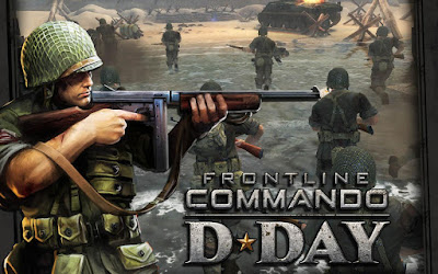 Frontline Commando:D-Day Apk + Data for Android