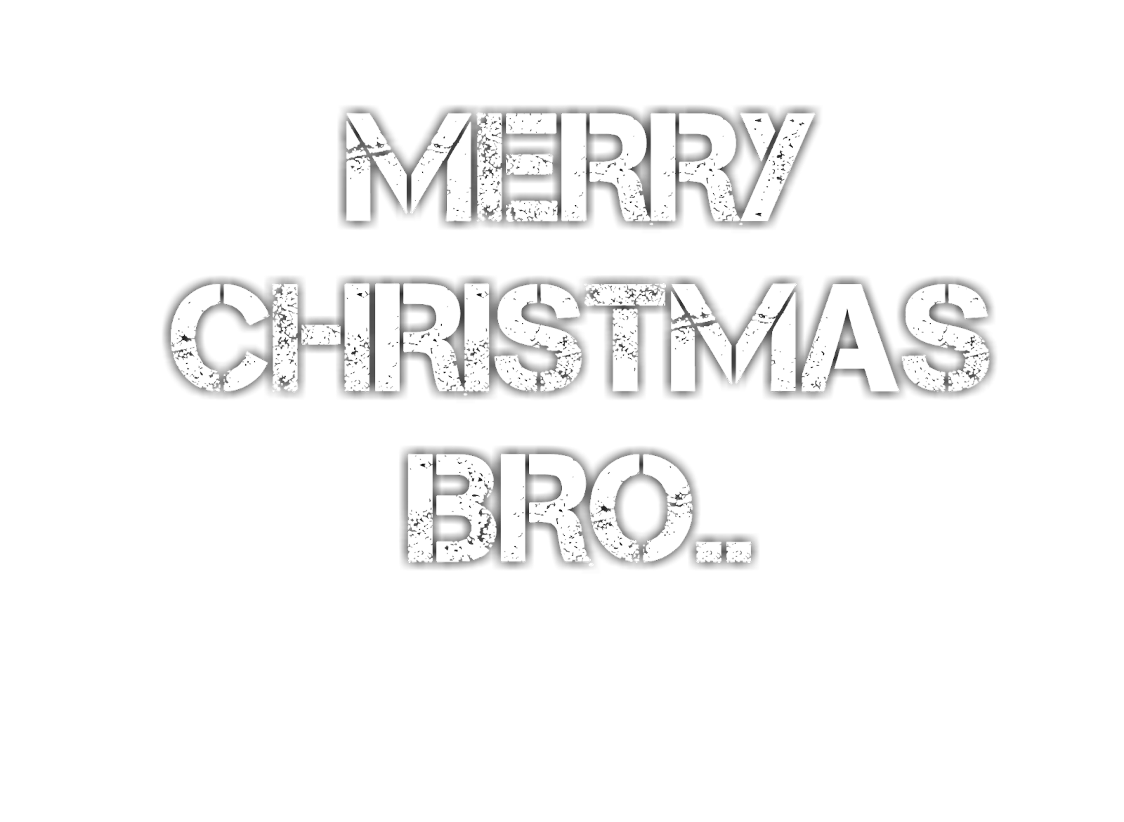 Merry Christmas Bro Text Png Christmas Font Transparent Background