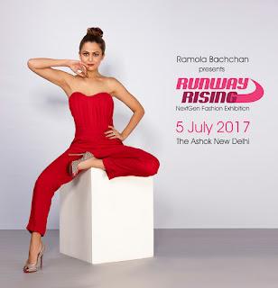 Ramola Bachchan presents RUNWAY RISING, Fashion & Lifestyle Exhibition 2017- 16th Edition