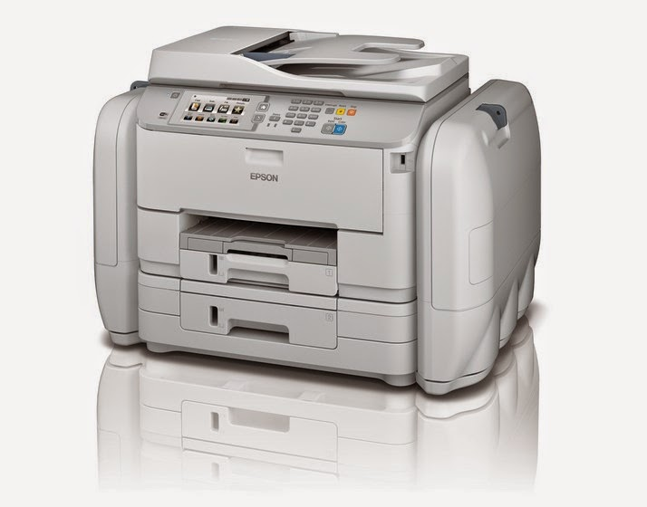 this breakthrough scheme printer of features from  Epson WorkForce Pro WF-R5690DTWF Driver Download