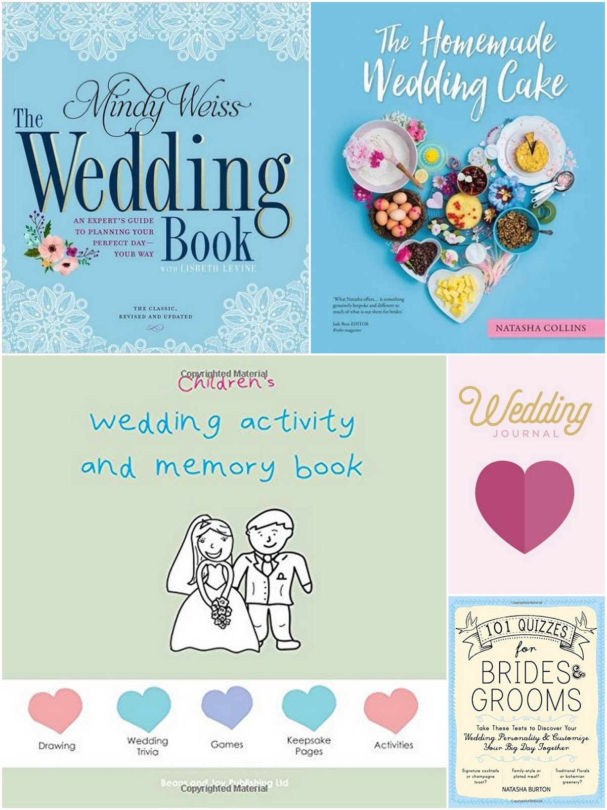 5 New Wedding Books to Get Your Hands On Now