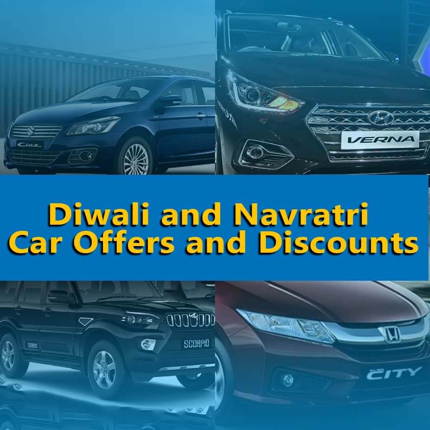 Diwali and Navratri Car Offers; Car Offers; Car discounts; Maruti Ciaz to Mahindra Scorpio, Best Offers, Discounts & Deals on Cars under Rs 10 lakh
