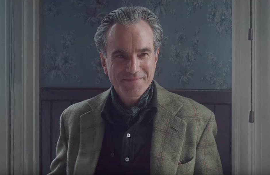 """Divulgado primeiro trailer de """"Trama Fantasma"""", último filme de Daniel Day-Lewis"""