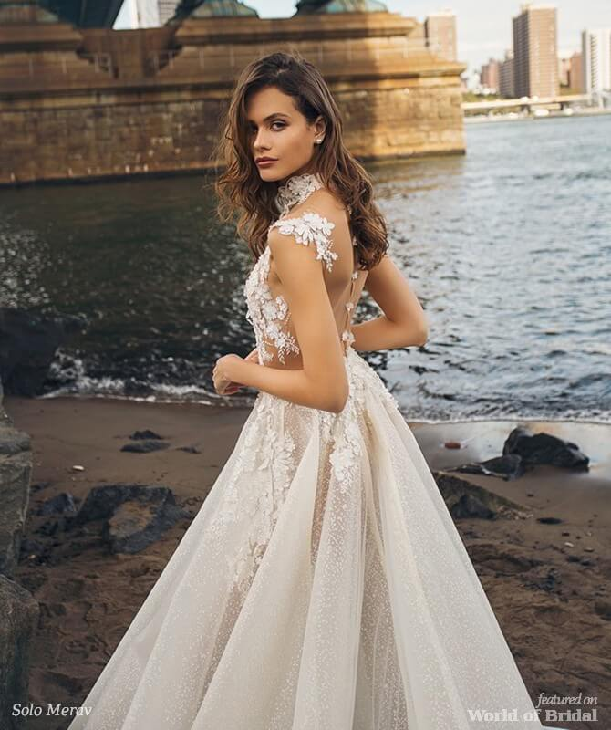 Solo Merav 2018 Wedding Dress