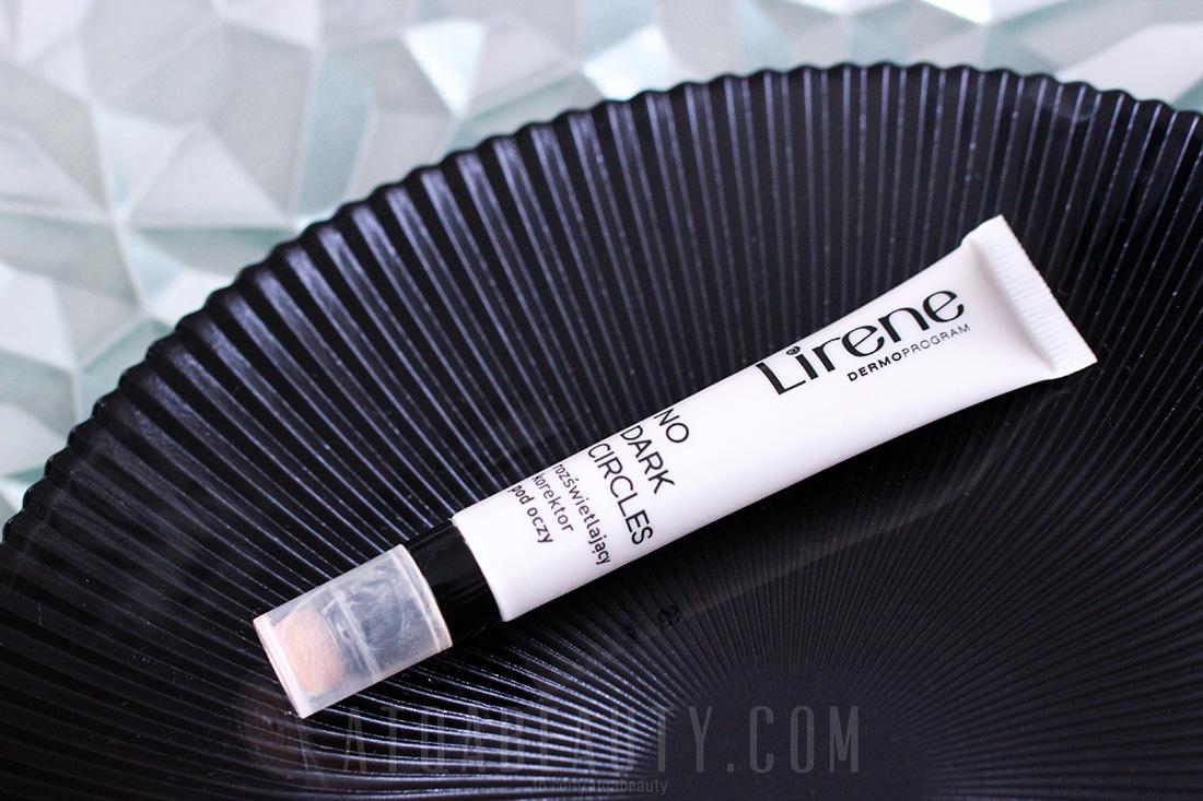 Lirene No Dark Circles Rozświetlający korektor pod oczy