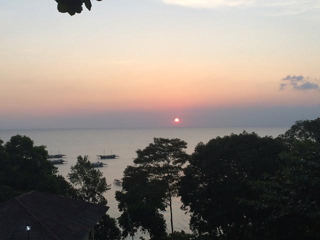 Sunset Bukit Berahu