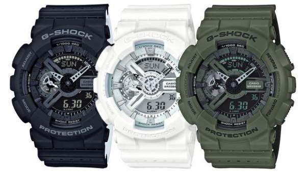 Jam tangan Casio G-Shock yang tangguh