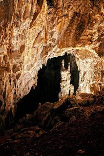 Il percorso sotterraneo dell'acqua, la Grotta Gigante