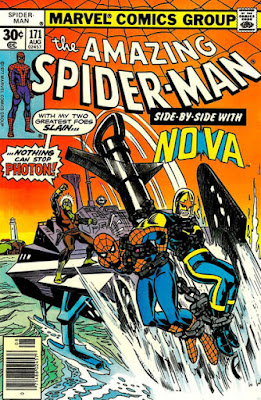 Amazing Spider-Man #171, Nova