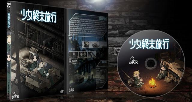 Shoujo Shuumatsu Ryokou | Cover DVD |