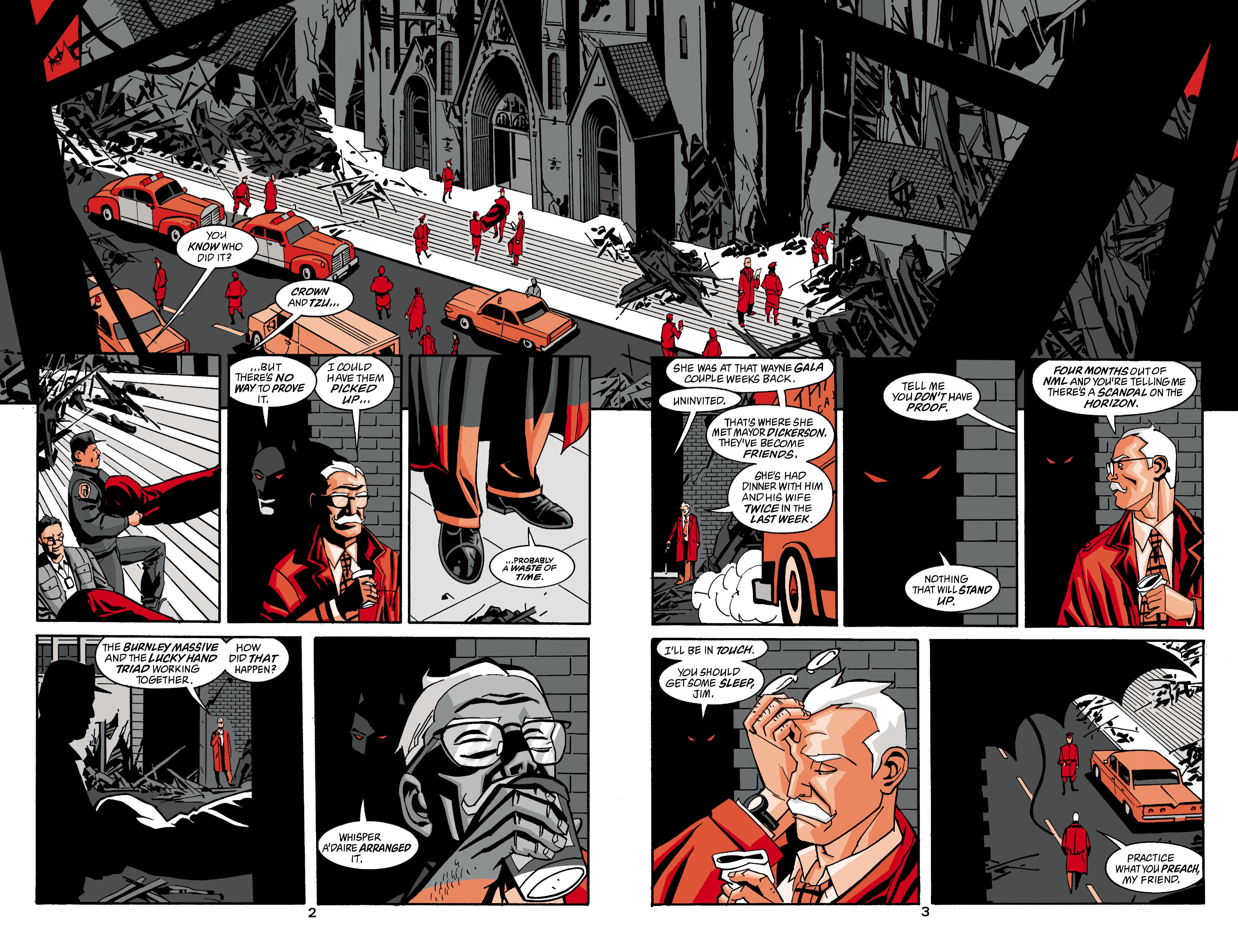Detective Comics (1937) 745 Page 2