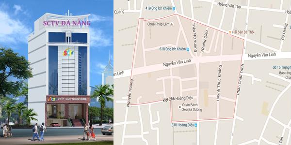Truyền hình cáp SCTV phường Nam Dương, quận Hải Châu, Đà Nẵng