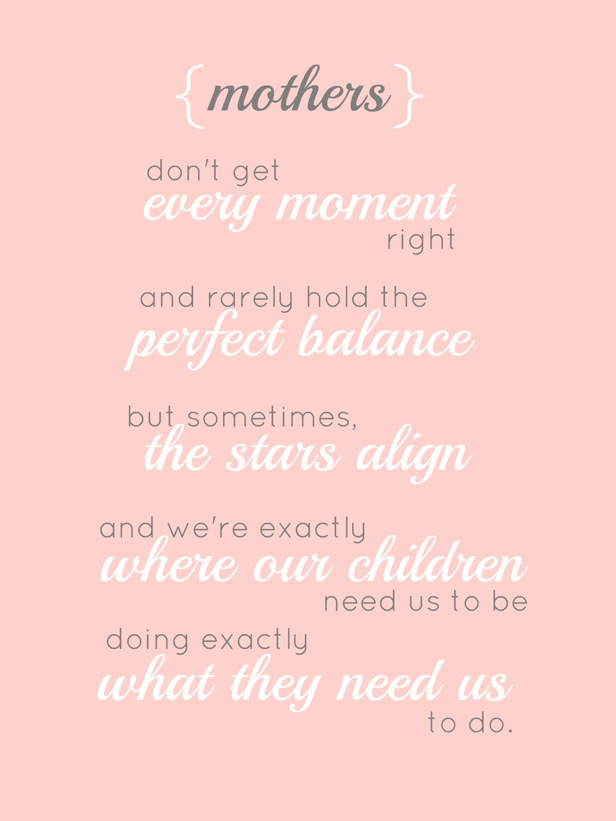 New Mom Encouragement Quotes. QuotesGram