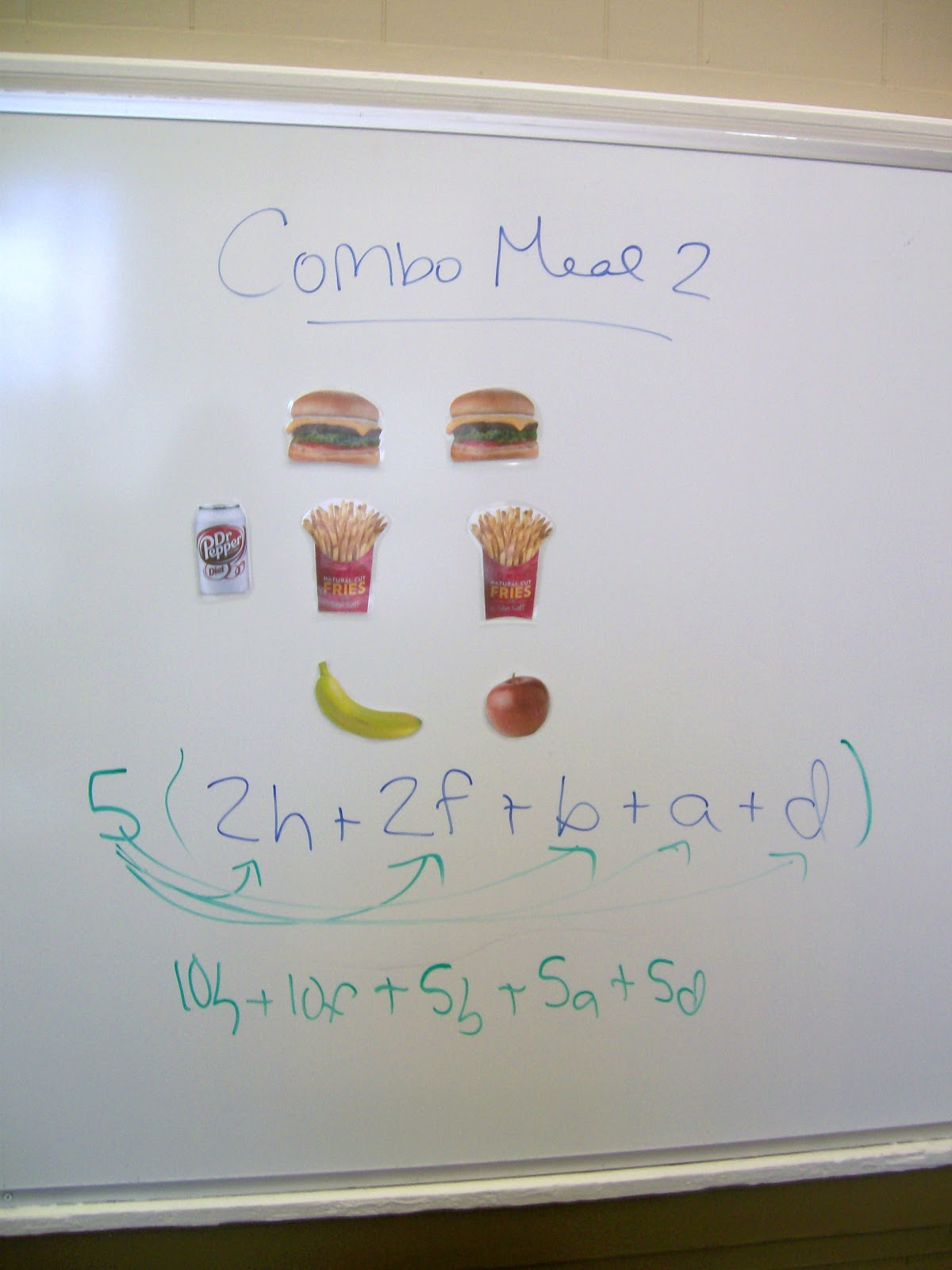 Math Love Teaching The Distributive Property